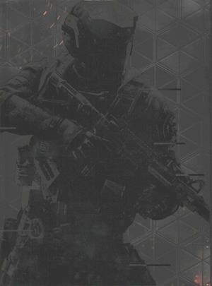 Bog, hardback Call of Duty: Infinite Warfare af Phillip Marcus