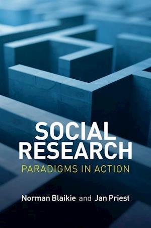 Bog, hardback Social Research af Norman Blaikie