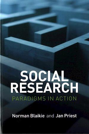 Bog, paperback Social Research af Norman Blaikie