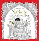 The Lion Nativity Colouring Book af Antonia Jackson