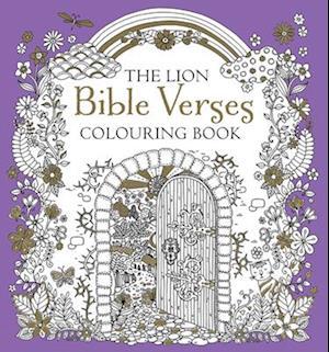 Bog, paperback The Lion Bible Verses Colouring Book af Antonia Jackson