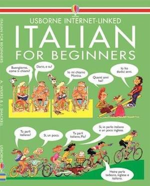Italian for Beginners af Angela Wilkes, John Shackell