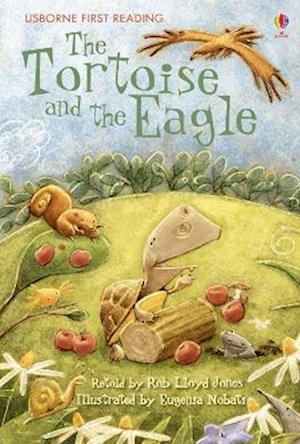 The Tortoise and the Eagle af Eugenia Nobati, Rob Lloyd Jones