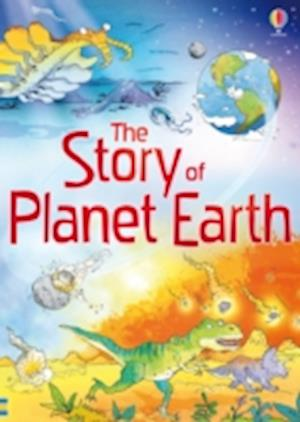 Story of Planet Earth af Kate Leake, Abigail Wheatley