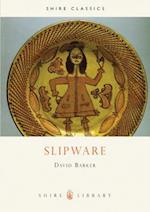 Slipware af David Barker