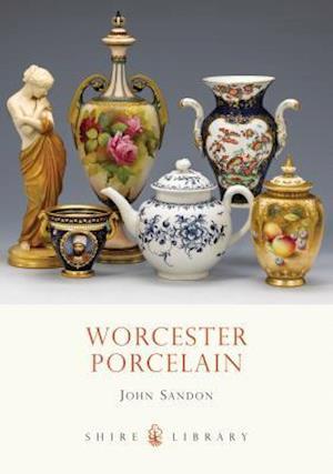 Worcester Porcelain af John Sandon