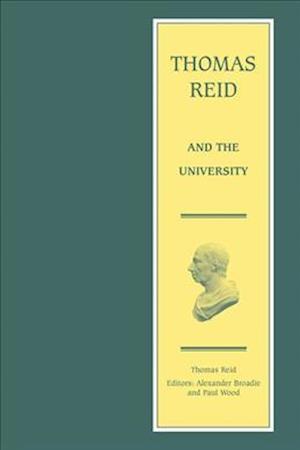 Reid and the University af Alexander Broadie, Thomas Reid