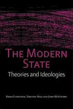 The Modern State af John Mcgovern, Erika Cudworth, Timothy Hall