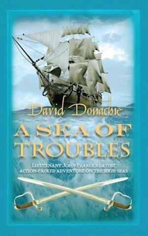 A Sea of Troubles af David Donachie