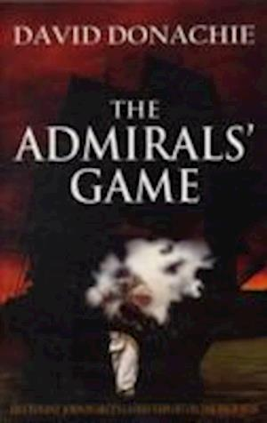 Bog, hardback The Admirals' Game af David Donachie