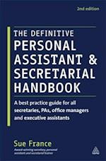 Definitive Personal Assistant & Secretarial Handbook af France