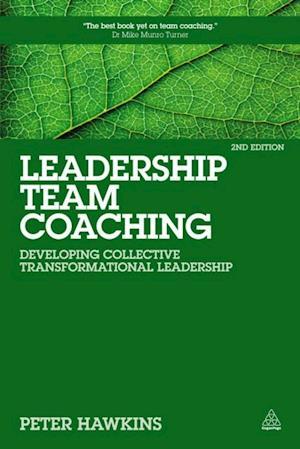 Leadership Team Coaching af Peter Hawkins