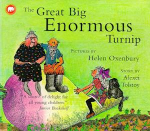 Bog, paperback The Great Big Enormous Turnip af Alexei Tolstoy