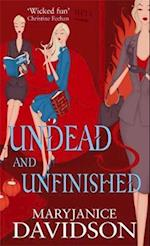Undead and Unfinished (Undead Series, nr. 9)