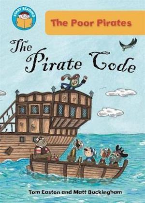 The Pirate Code af Tom Easton