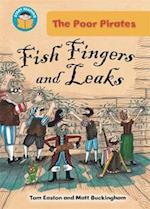 Fish Fingers and Leaks af Tom Easton