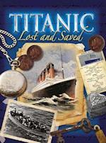 Titanic: Lost and Saved af Brian Moses