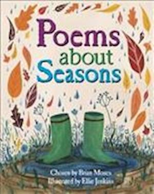 Bog, paperback Seasons af Brian Moses