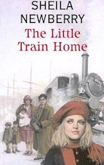 The Little Train Home af Sheila Newberry