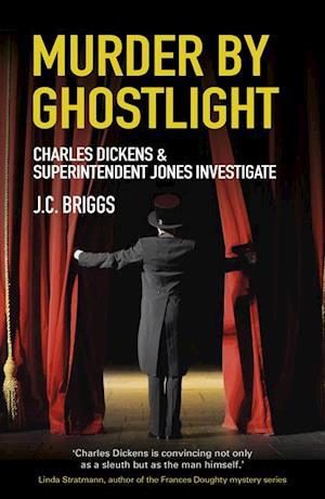 Murder by Ghostlight af J.C. Briggs