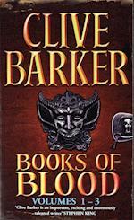 Books of Blood Omnibus af Clive Barker