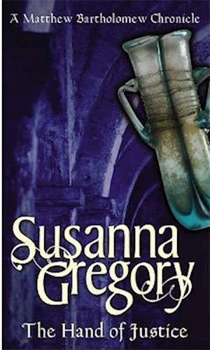 The Hand of Justice af Susanna Gregory