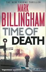 Time of Death (Tom Thorne Novels, nr. 78)