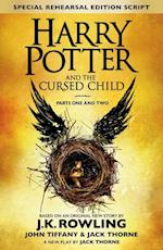 Harry Potter and the Cursed Child - Parts One & Two (Special Rehearsal Edition) af J. K. Rowling