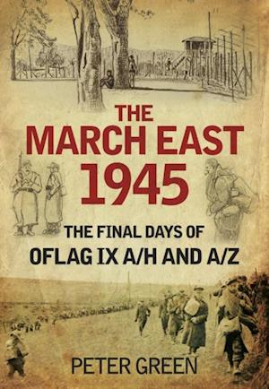 March East 1945 af Peter Green
