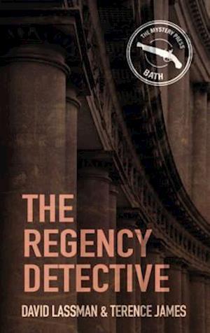 Regency Detective af Terence James