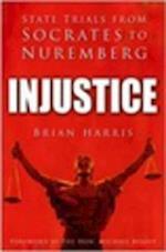 Injustice af Brian Harris