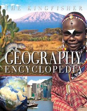 The Kingfisher Geography Encyclopedia af Clive Gifford