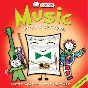 Basher Basics: Music af Simon Basher, Dan Green