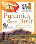 I Wonder Why Pyramids Were Built af Philip Steele