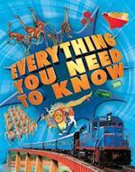 Everything You Need to Know af Deborah Murrell, Barbara Taylor, Deborah Chancellor
