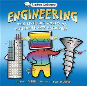 Bog, paperback Basher Science: Engineering af Mary Budzik