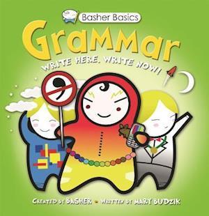 Grammar af Simon Basher, Mary Budzik