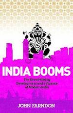 India Booms af John Farndon
