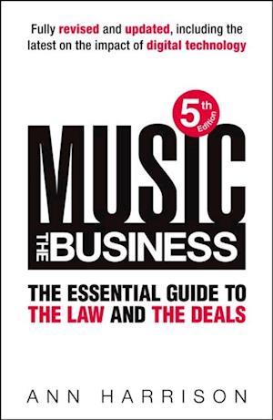 Music: The Business af Ann Harrison