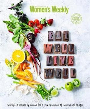 Bog, paperback Eat Well to Live Well