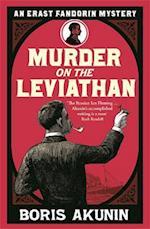 Murder on the Leviathan af Boris Akunin