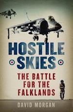 Hostile Skies af David Morgan