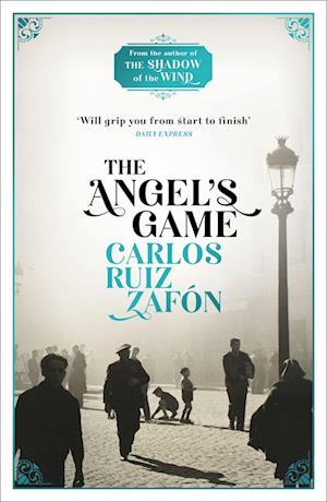 The Angel's Game af Carlos Ruiz Zafon