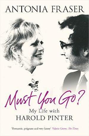 Must You Go? af Antonia Fraser