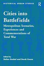 Cities into Battlefields af Stefan Goebel, Derek Keene