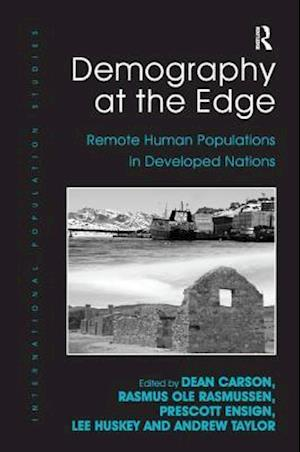 Demography at the Edge af Rasmus Ole Rasmussen, Prescott C Ensign, Lee Huskey