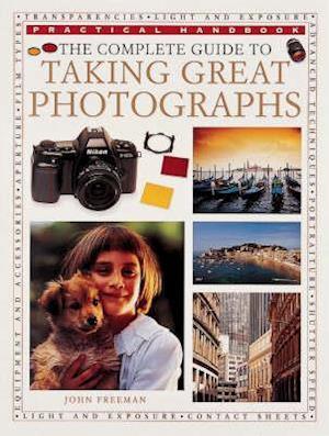 Bog, paperback Taking Great Photos af John Freeman
