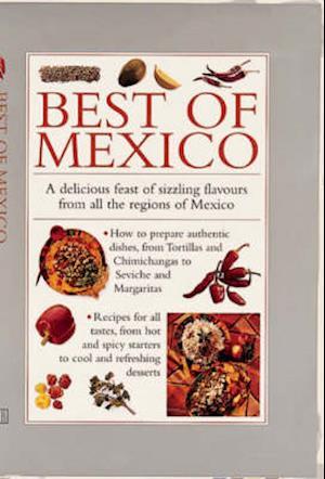 Bog, hardback Best of Mexico af Southwater Publishing