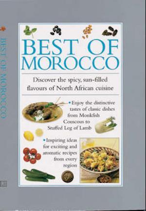 Bog, hardback Best of Morocco af Southwater Publishing