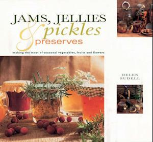 Bog, paperback Jams, Jellies, Pickles & Preserves af Helen Sudell